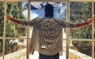 LOVE HAS TAKEN OVER