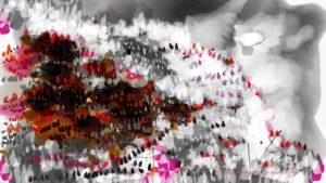 Holy Fire3©Yakira Shimoni Fulks Art 2018
