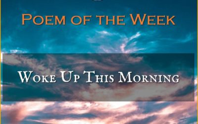 My 'Poem of the Week' on Poet's Dream
