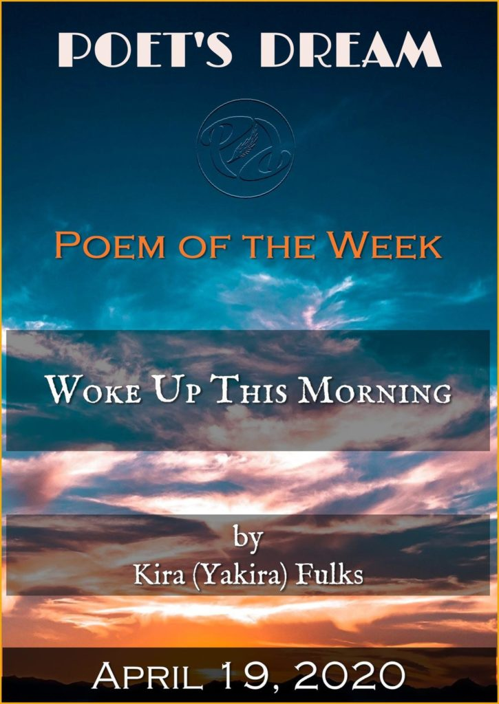 Poem of the Week⊙Yakira Shimoni Fulks Art and Poetry