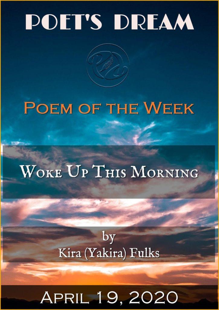 Poem of the Week⊙Yakira Shimoni Fulks Art and Poetry