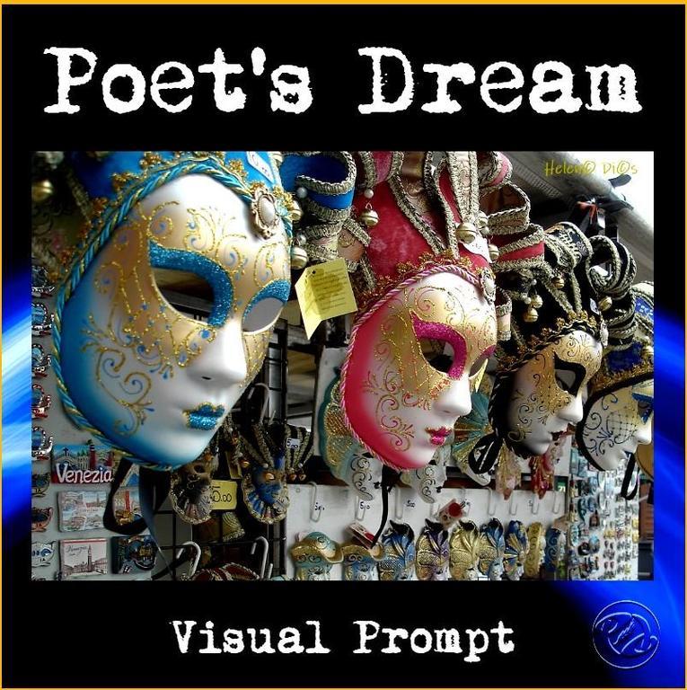 Masks-Yakira Shimoni Fulks Art and Poetry
