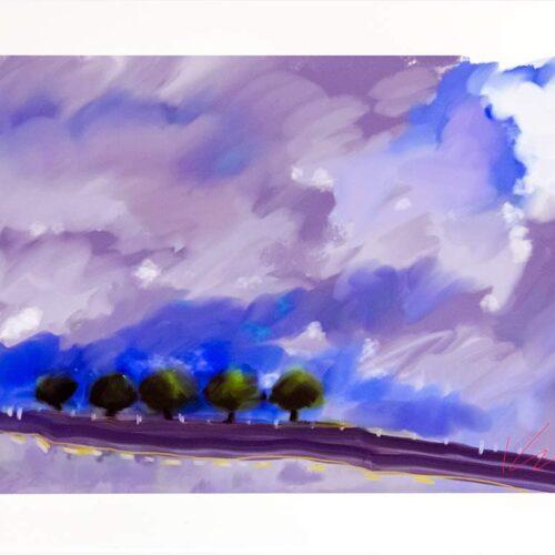 California Clouds ©Yakira-Shimoni-Fulks—Kiras-Art-and-Poetry