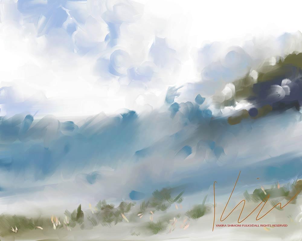 Soon ©Yakira-Shimoni-Fulks—Kiras-Art-and-Poetry